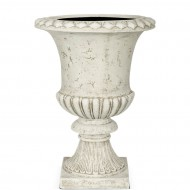 Вазон Capi Classic French Vase Large 48Dx93H Ивори