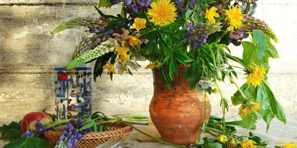 Какие цветы выбрать живые или искусственные?