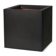 Кашпо CAPI TUTCH PLANTER SQUARE 40x40x40H черный